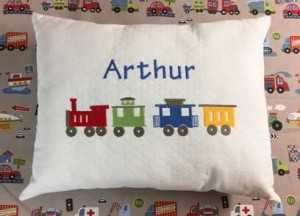 coussin-train